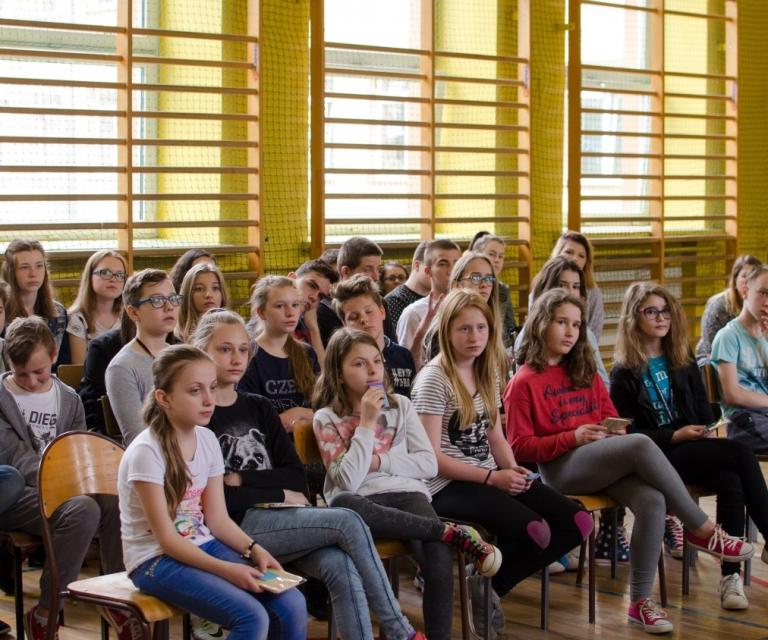 Galeria: Debata w Ostrowcu Świętokrzyskim